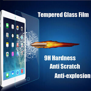 2-PACK-Premium-HD-Tempered-Glass-Screen-Protector-for-Apple-iPad-4-3-2-amp-Mini-amp-Air