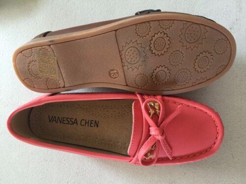 Niños//niño niñas Mocasín Zapatos-se ejecuta pequeña orden de 1 a 2 tamaños arriba