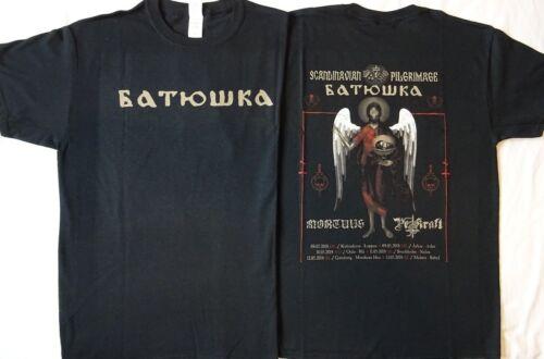 Batushka Scandinavian Pilgrimage Tour 2018 LITOURGIYA Батюшка Black Metal Ltd