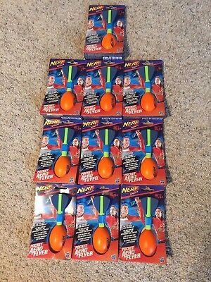 Nerf Pocket Aero Flyers 10 Green Vortex Rockets Metadyne Havoc