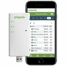 Emporia Vue Smart Home Energy Monitor Connects Your Electric Meter Solarnet