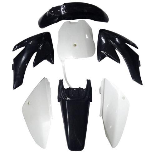 CRF70 PLASTICS FENDER KIT PIT BIKE 140//150//160//200CC ATOMIK THUMPSTAR Pit Bike