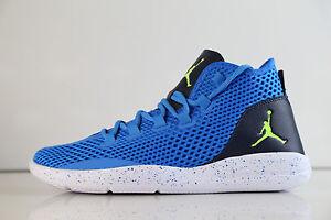 best service 78588 52b4a Image is loading Nike-Air-Jordan-Reveal-Photo-Blue-Ghost-Green-