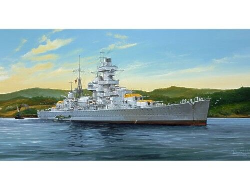 autorización Trumpeter 1 1 1 350 Admiral Hipper Navetta  05317  solo cómpralo