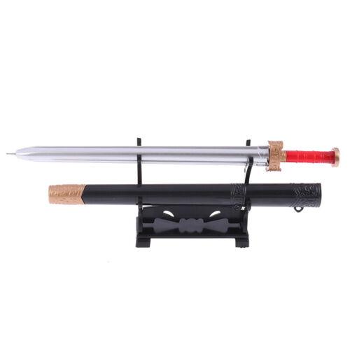 1 Pcs Game Anime Sword Weapon Model Display Frame Keychain Tool Display Stan/_ti