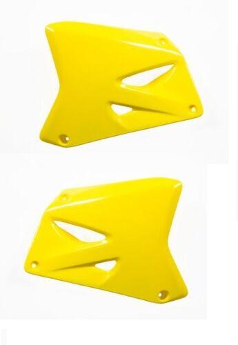 Suzuki radiador alerón Radiator scoops RM 85 2000 /> Acerbis Made in Italy