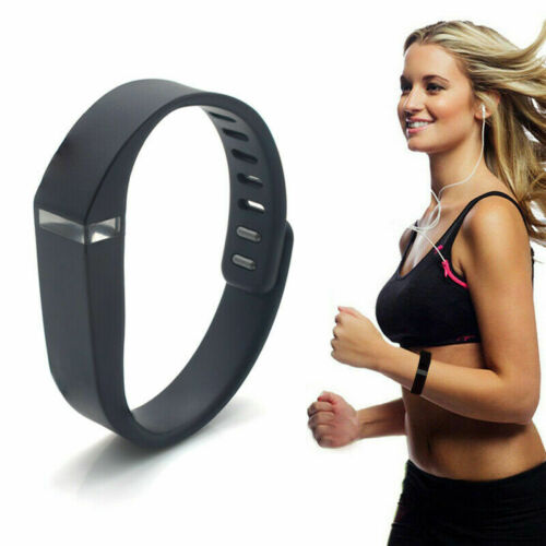 Small//Large Replacement Wrist Band Wristband for Fitbit Flex w// Clasps