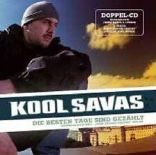 """KOOL SAVAS """"DIE BESTEN TAGE SIND GEZÄHLT"""" 2 CD NEUWARE"""