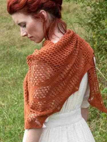 :Mantra #4434: Berroco 100/% silk yarn Eclipse