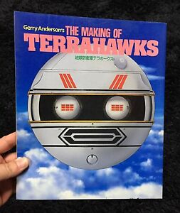 GERRY-ANDERSON-THE-MAKING-OF-TERRAHAWKS-BOOK-UFO-SPACE-1999-THUNDERBIRDS