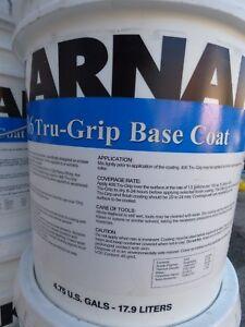 Details about KARNAK 406 Tru-Grip TPO Hypalon PVC Acrylic Coating Base Roof  Coat 4 75 Gal USA