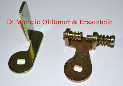 Hebel für Drosselklappenwelle 48 IDA 1-2 Stück alle IDF Weber Vergaser Lever