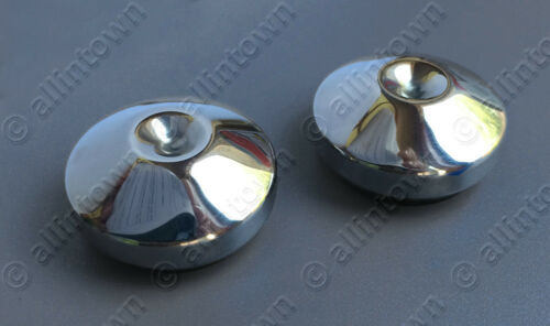 1955 Chevy Radio Knobs Bel Air Nomad Two-Ten Nomad One-Fifty Corvette 150 210