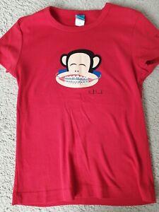 Paul Frank Zipper Julius Juniors T-Shirt