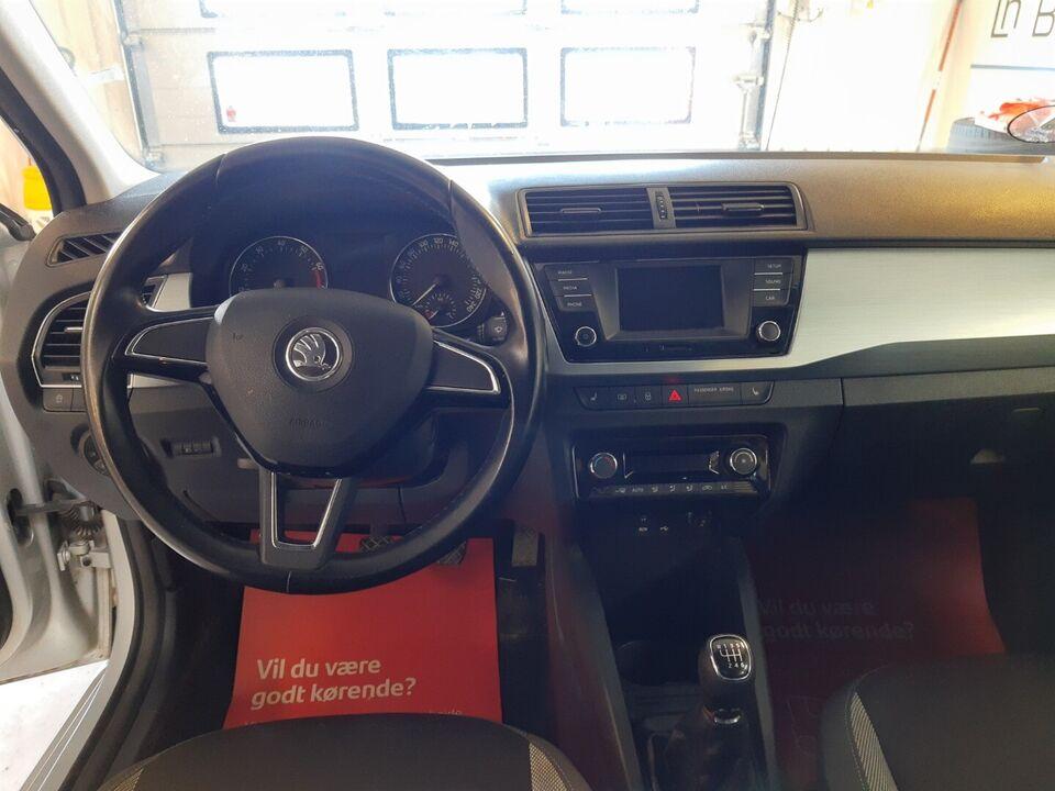 Skoda Fabia 1,2 TSi 110 Ambition Combi Benzin modelår 2016