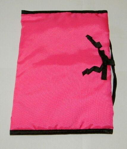 Amigos Wickelunterlage für Unterwegs rosa