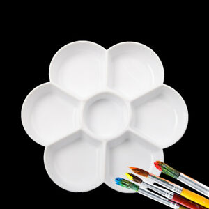 Paint-Tray-Plastic-Mixing-Color-Paint-Tray-Drawing-Art-Oil-Watercolor-Palette