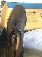 Nunn Bush 84601 Douglas Plain Toe Oxford Leather Men's Dress Shoes 12m $85
