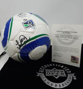 3502fb782 Image is loading Landon-Donovan-Signed-Adidas-Major-League-Soccer-Match-