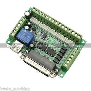 MACH3-5-Axis-CNC-Breakout-Interface-Board-for-Stepper-Motor-Driver-CNC-Mill