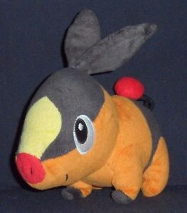 TY TEPIG the POKEMON BEANIE BABY - NO HANG TAG -  UK EXCLUSIVE