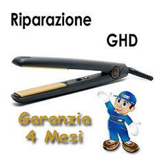 ASSISTENZA TECNICA RIPARAZIONE PIASTRA GHD STYLER GOLD SERIE media larga mini