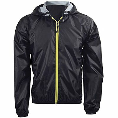 DBlade Mens Technical Softshell Hooded Work Rain Jacket S XL wind//water resist