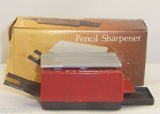 VINTAGE PHOTOCOPYING MACHINE  DIE CAST PENCIL SHARPENER