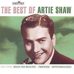 Artie-Shaw-Best-Of-CD