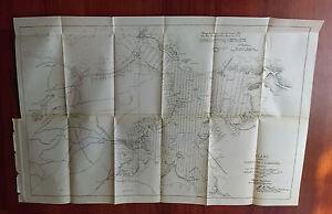 1900-Spanish-Sketch-Map-Showing-Puerto-de-la-Habana-Cuba-Spanish-American-War
