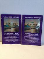Malibu 2000 Perm Partner Pre Perm Treatment Packs X2 - .17oz/5g
