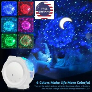 2020 Galaxycove like LED Night Light Projector USB//Plug US//EU //Black//White toys
