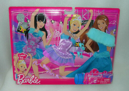 Barbie I Can Be fashion-Vêtements /& Accessoire Pack-ASST-Neuf sous emballage