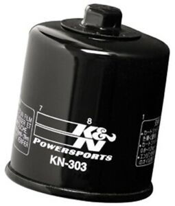 Polaris Sportsman 400 HO 2009 2010 2011 2012 2013 2014 K/&N Oil Filter
