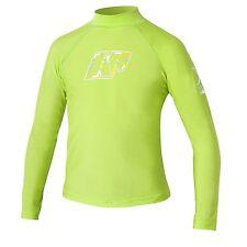 NP Surf Junior Long Sleeve Rashguard Shirt Size 16 color 4 (B14)