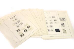 12 Pakete Schaubek Vordrucke Nachtrage Ddr Brd Belgien Ca 300 Blatt Ab 1857 Ebay