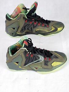 Nike Lebron 11 XI Kings Pride Parachute