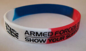 Armed-Forces-Day-Silicone-Wristband