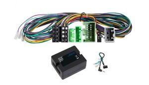fur-VOLVO-XC90-1-Generation-Auto-Radio-Adapter-Stecker-Lenkrad-Tasten-Adapter