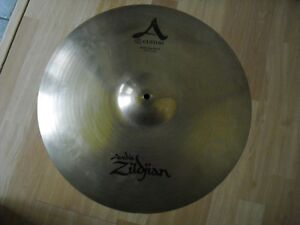 "20"" Avedis Zildjian A Custom Medium Ride Cymbale 2540 G-afficher Le Titre D'origine"