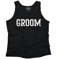 Groom Bachelor Party Funny T Shirt Humorous Cool Fashion Gift Tank Top Shirt