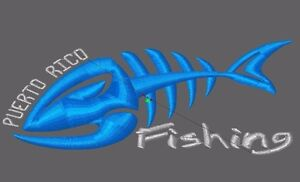 Embroidery-Design-digitized-Puerto-Rico-Fishing-file-pes-dst-almost-any-format