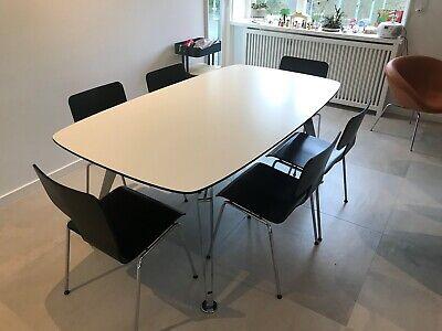 Find Rund Bord Hvid i Til boligen Køb brugt på DBA side 4