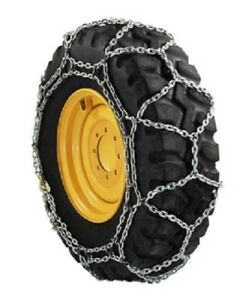 Olympia Sprint Snow Chains 33 12 50 15 Truck Tire Chains