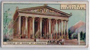 Temple-Of-Diana-Artemis-At-Ephesus-Greece-90-Y-O-Ad-Trade-Card