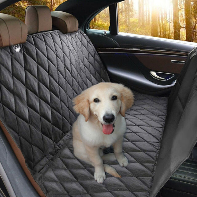 Brilliant Heavy Duty Pet Car Seat Cover Dog Protector Bacwaterproof Durable Rubber Nonslip Caraccident5 Cool Chair Designs And Ideas Caraccident5Info