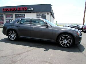 2013 Chrysler 300 S V6 Limited Navigation Panoramic Sunroof Certified
