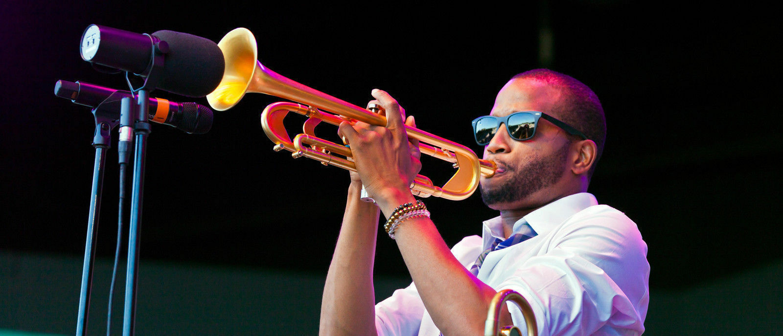 Trombone Shorty with Galactic, Preservation Hall Jazz Band and more
