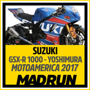 Kit-Adesivi-Suzuki-GSX-R-1000-Motoamerica-Yoshimura-2017-High-Quality-Decals