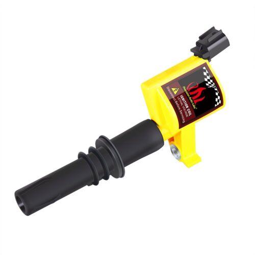 Spark Plug Pack On Plug Ignition Coils For Ford F150 04-08 Cylinder Engine 5.4L